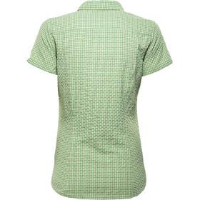 VAUDE Sura II Camisa Manga Corta Mujer, soft green